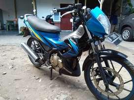 Dijual MOTOR SUZUKI SATRIA FU 150 bekas