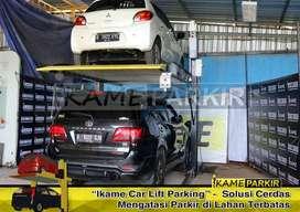 Lift Parkir Mobil 2 Tiang 2,7 Ton