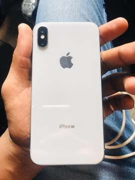 I phone x 6 mount old and excllent condition whith bill box all
