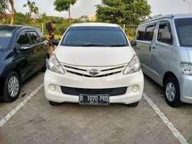 Daihatsu Xenia ' X Manual 2014 low Km Pajak Panjang Dp 15 Juta