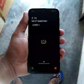 Samsung Galaxy A20, 3 months old