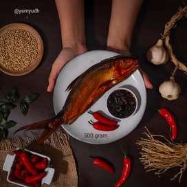 Ikan Bandeng Asap tanpa duri 500gram
