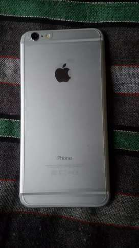 Apple I phone 6 plus 64gb with bill box warranty available