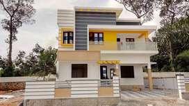 premium new villa in palakkad