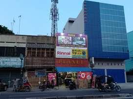 Disewakan Ruko 2 1/2 tingkat di inti Kota Pulo Brayan
