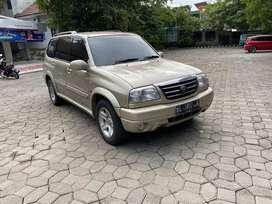 Suzuki grand escudo xl7 v6 engine