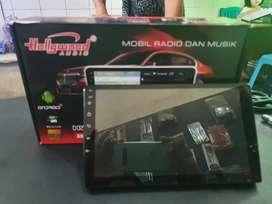 Tv Mobil Android Merek Hollywood Ram 2/16 Gb Wifi Internet Wifi