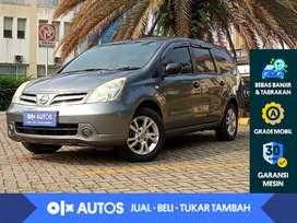 [OLXAutos] Nissan Grand Livina 1.5 SV A/T 2011 Abu-abu