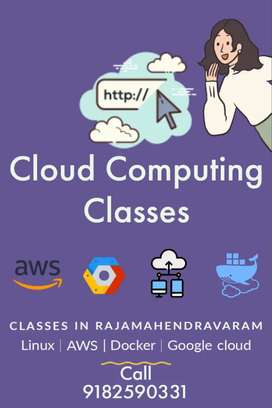 AWS cloud computing classes in Rajamahendravaram