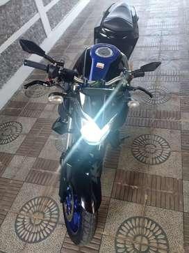 Yamaha mt 25 full variasi