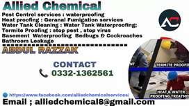 Allied Chemical Treatment