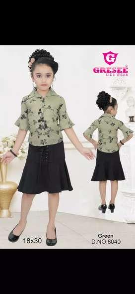 Branded kids wear