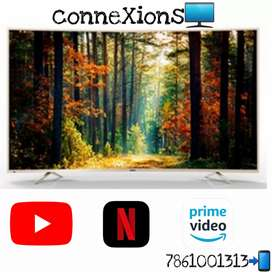 SALE SALE: 42 inch Smart Android led TV With Warranty