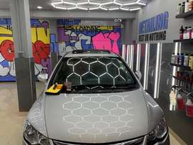 SPARCO CAR CARE DETAILING & GLASS and CERAMIC COATING  SERVICES