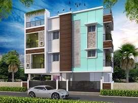 Grand Offer 2bhk flat at Sithalapakkam main road