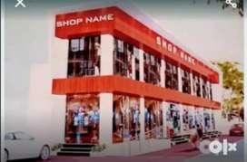 Commercial building of 5500sqft is for rent at Kottiyam jn NH66 Kollam