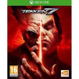 Game xbox one tekken 7