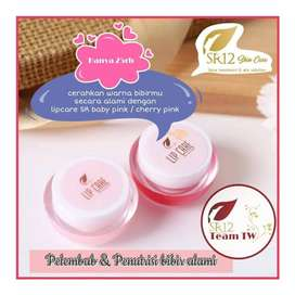 SR12 Lip Care baby and cherry pink