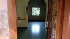 1 BHK house for rent, preferably bachelors
