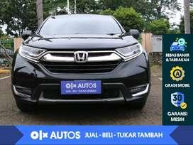 [OLX Autos] Honda CRV 1.5 Turbo Prestige CVT 2017 Hitam