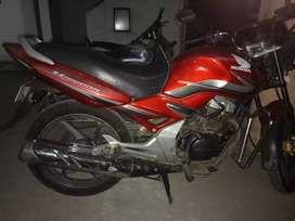 Very good running condition (only 28000 km running)