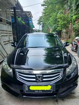 [CashoNly] Honda Accord VTIL A/T Facelift Th 2011 Pjk 05/20 Srv Record
