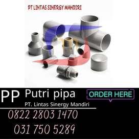 Sambungan PVC Rucika Lengkap Habiskan Stock
