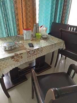 Dinig Table with Four Chair