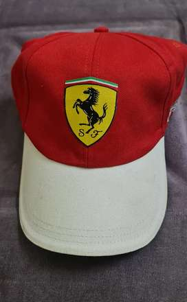 original ferrari caps