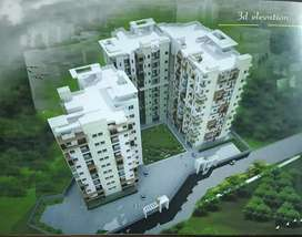 3bhk flat for sell with society features