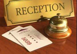 Receptionist cum Office Assistant ..phase-8