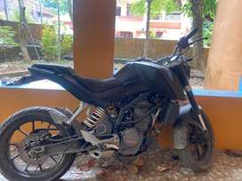Ktm duke 200 bs4 first batch with very good engine perfomance