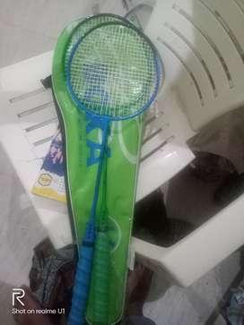 Badminton- Racket 3 Pieces