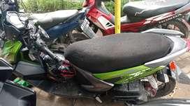 X-RIDE new 125  mulus