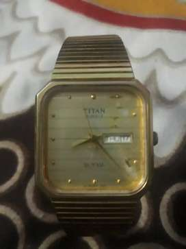 Original TITAN mens watch