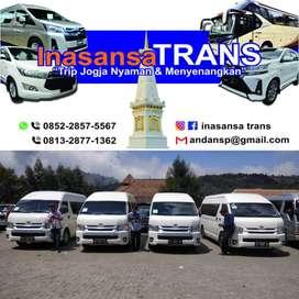 Yogyakarta Ready Car for Rent New Avanza New Innova by Inasansa Trans