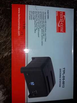 Docking stations Tech-Com Brand new Box Pack not used its Brand new bo