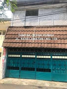 Rumah Untuk Disewa Segera, Daerah Dr. Sahardjo, Jakarta Selatan