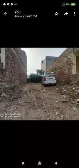 128 gaj plot , Shree Niwas Nagar , Murli pura Jaipur