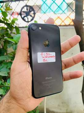 Iphone 7-32gb matt black