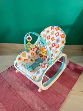 Excellant Fisher Price -  infant to toddler rocker