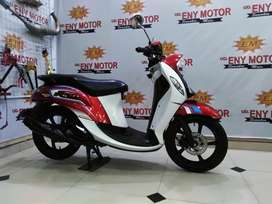 STOK MURAH, Yamaha Fino 125cc 2016 - MULUS