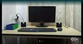 Desktop PC i3 4GB RAM 500gb Intel Hd Integrated IGraphics