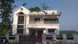 3Bhk Grand New House For Sale In Ambalappady Pallikkara  5Km Infopark