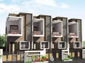 Duplex house in good locality.