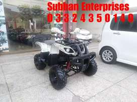 250CC Auto Gear ATV QUAD 4 Wheels Deliver Gujrat , Rawalpindi, Mir pur
