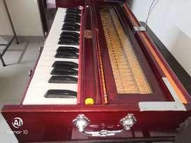 Original Bina Harmonium double reeds with coupler