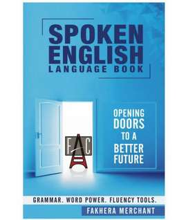Spoken English online tutor