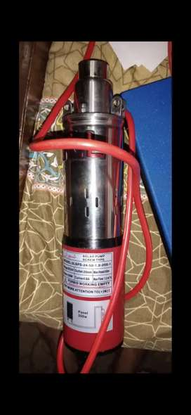 DC 24 volt water pump missile lift upto 110 feet cash on delivery