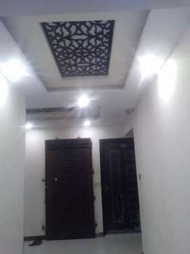Salam paint house for sale 2Bad DD nazimabad on 3 3G near gol market